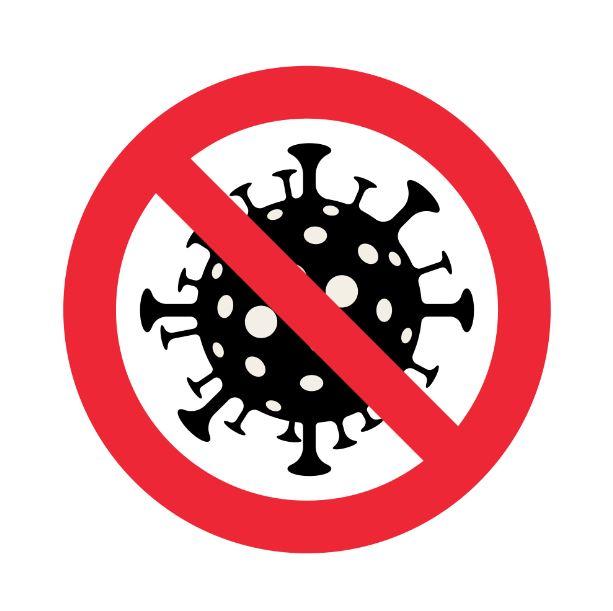 keine Gottesdienste und Veranstaltungen bis 19.April um Ausbreitung des Corona Virus zu verlangsamen